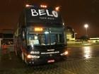 Veja o interior do 'Belomóvel', o ônibus que Belo usa para sua nova turnê