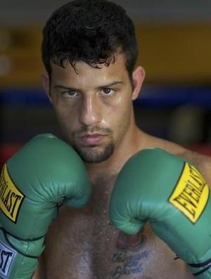 Michael Oliveira boxe (Foto: Divulgação)