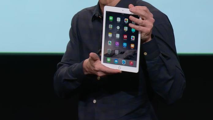 iPad Air 2 (Foto: Reprodução)