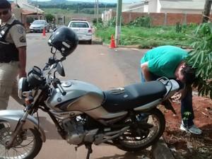 Menor é morto por agente durante tentativa de furto em Patos de Minas (Foto: Toninho Cury)