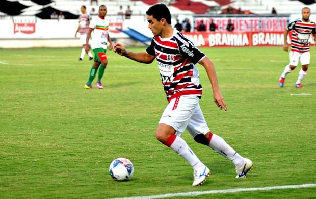 Raul Santa Cruz (Foto: Aldo Carneiro/Pernambuco Press)