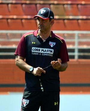 Ricardo Gomes Sâo Paulo (Foto: Erico Leonan / site oficial do São Paulo FC)