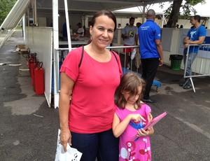 Denise Barbosa Macedo, Corrida Eu Atleta 10K Rio (Foto: Luiz Cláudio Amaral / Globoesporte.com)