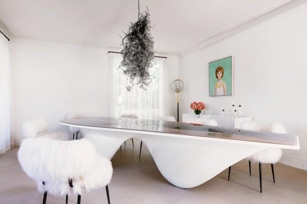 Conheça a casa de Craig Robins, o criador da Design Miami (Foto: Kris Tamburello  )