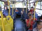 Viagens em ônibus lotados revoltam passageiros de Salto de Pirapora