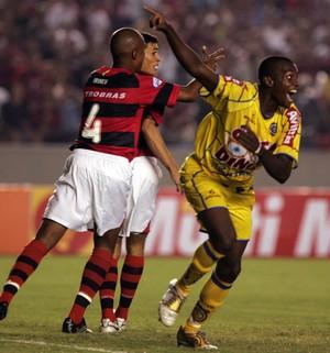 Madureira nas semifinais da Taça Guanabara, o que só aconteceu em 2007 (Foto: WILTON JUNIOR / Agência Estado)