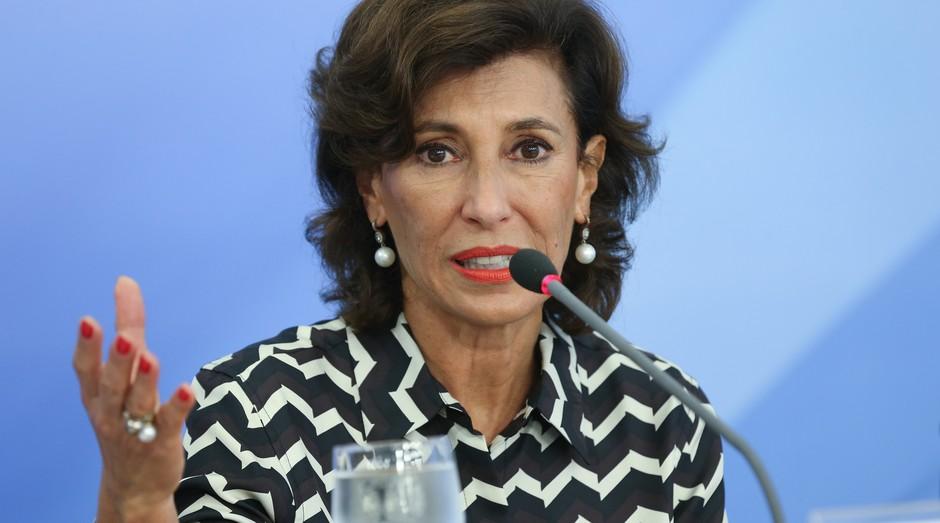 Maria Silvia Bastos, ex-presidente do BNDES, deve assumir presidência do Goldman Sachs no Brasil (Foto: Reprodução/Agência Brasil)