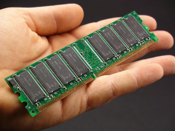 Memória RAM (Foto: Pond5)
