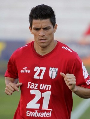 Alex Silva, lateral do Botafogo-SP (Foto: Rogério Moroti / Agência Botafogo)