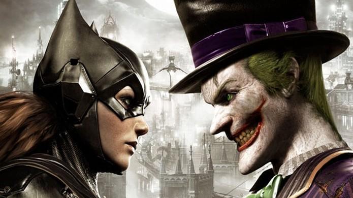 Batgirl enfrentará o Coringa e Arlequina no novo DLC de Batman: Arkham Knight (Foto: Reprodução/Comic Book) (Foto: Batgirl enfrentará o Coringa e Arlequina no novo DLC de Batman: Arkham Knight (Foto: Reprodução/Comic Book))