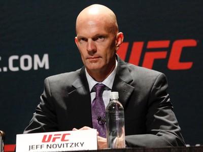 Jeff Novitzky UFC (Foto: Evelyn Rodrigues)