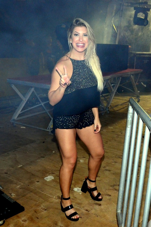 Lorena Improta (Foto: Webert Belizio / AgNews)