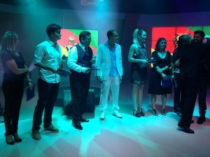 tchê voice rs (Foto: Daniela Kalicheski/RBS TV)