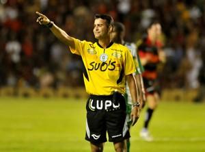 Cláudio Mercante, árbitro de Pernambuco (Foto: Divulgação / Sport)