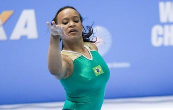 Rebeca retorna ao solo, e Brasil tem Jade e Nory poupados em Anadia