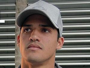 Anselmo Ramon, do Cruzeiro (Foto: Tarcísio Badaró / Globoesporte.com)