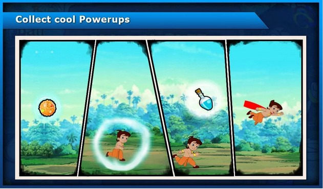screenshot de Chhota Bheem Jungle Run