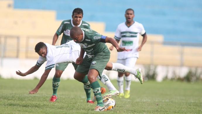 Icasa, Maranguape, Estádio Romeirão (Foto: Normando Sóracles / Agência Miséria de Comunicação )