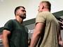 Oito anos após quase se enfrentarem, Arlovski e Barnett finalmente duelam