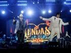 Milionário e Marciano iniciam turnê juntos após morte de José Rico