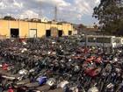 Mais de 170 mil veículos lotam pátios credenciados pelo Detran em Minas