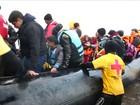 Naufrágios no Mar Egeu deixam migrantes mortos
