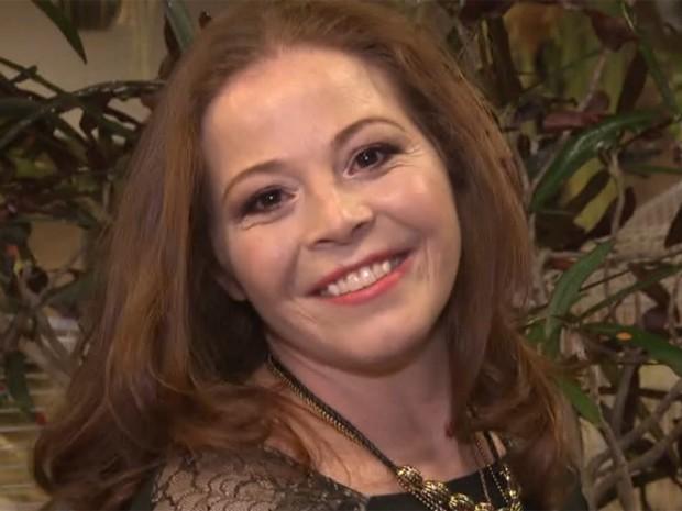 Olha como a Ivanilda ficou linda! Nada como um make poderoso! (Foto: Divulgação/TV Globo)
