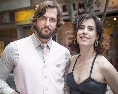 Armane e Fátima viveram uma relação de amor e ódio (Foto: Sergio Zalis / TV Globo)