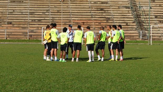 Inter de Limeira Limeirão Leão da Paulista Elenco PC Catanoce (Foto: Bruno Basso / Inter de Limeira)