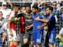 Polêmico: Diego Costa escapa de expulsão, e Chelsea vence Arsenal