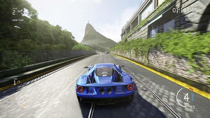 Forza 6 promete seguir a tradição no Xbox One (Foto: Reprodução)