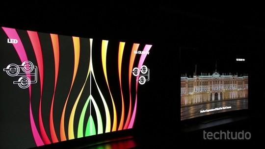 TVs 'papel de parede' e 'tela dupla' aparecem na IFA 2015; entenda