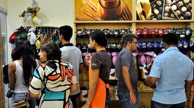 Loja de rua: consumidor sempre tem uma relação de confiança (Foto: Agência Brasil )