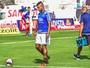 Kleina poupa pendurados e deixa dúvida sobre Pottker contra Palmeiras