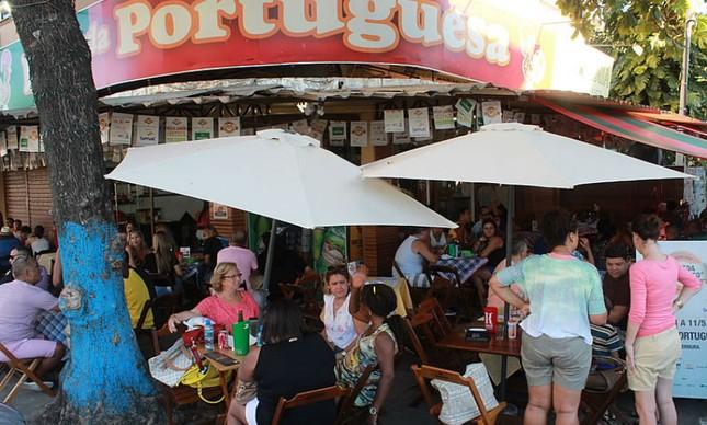 Bar da Portuguesa