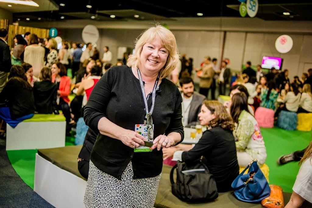 KoAnn Vikoren Skrzyniarz, fundadora e CEO da Sustainable Brands (Foto: Divulgação)