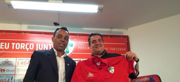Alexandre Barros Tuca Guimarães Portuguesa