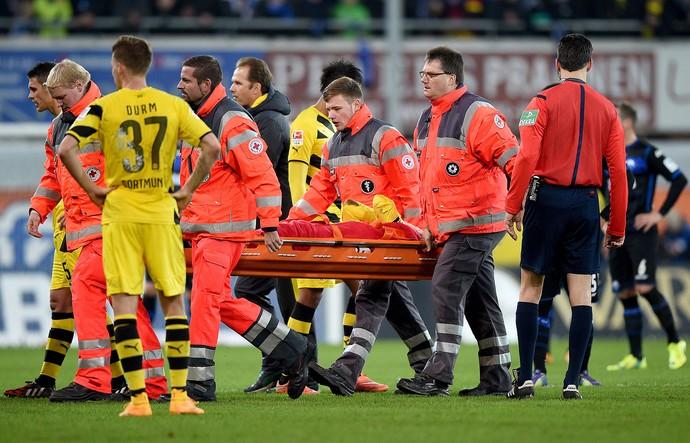 Marco Reus, Paderborn x Borussia Dortmund (Foto: AP)