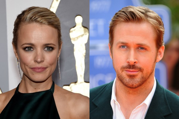 Rachel McAdams x Ryan Gosling (Foto: Getty Images)