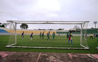 Vasco-AC goleia e segue na briga por vaga nas semifinais do Acreano Sub-19