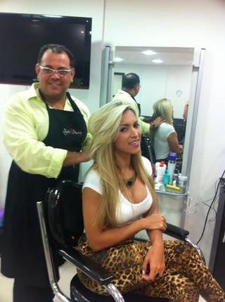 Dani Vieira, Mulher Pupunha (Foto: Divulgação/Divulgação)
