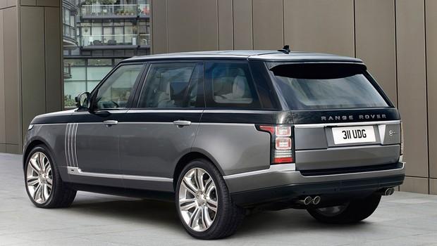 Land Rover Range Rover SV Autobiography (Foto: Divulgação)