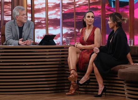 Ivete Sangalo e Cynthia Sangalo falam sobre a relação de irmãs
