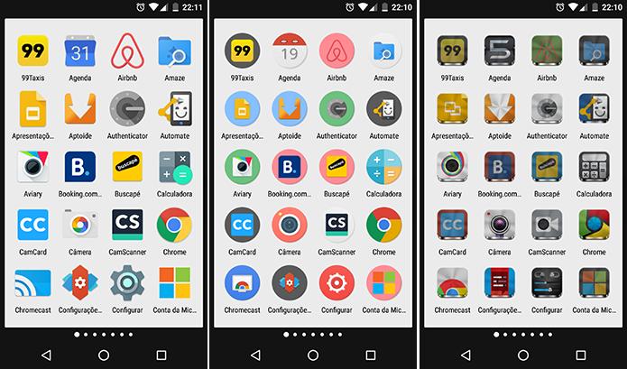 Cinco coisas que o Nova Launcher faz e o Google Now Launcher