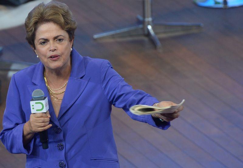 Dilma Rousseff lança site Dialoga Brasil (Foto: Wilson Dias/Agência Brasil)