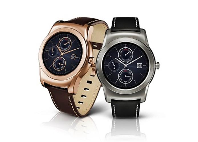 50116897a1e LG revela SmartWatch luxuoso em metal  confira imagens do Watch ...
