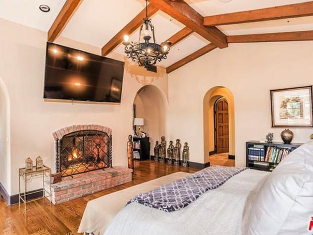 Suíte master da casa de Kendall Jenner (Foto: Reprodução/trulia.com)