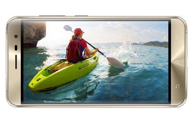 Zenfone 3, smartphone da Asus. (Foto: Divulgação/Asus)