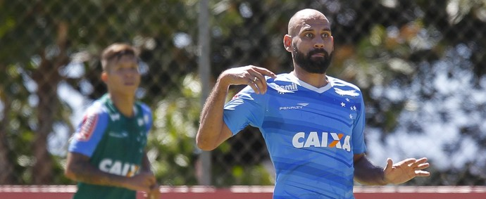 Bruno Rodrigo; Cruzeiro (Foto: Washington Alves / Light Press)