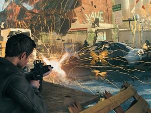 'Quantum Break' enfim será lançado para Xbox One em abril de 2016 (Foto: Divulgação/Microsoft)